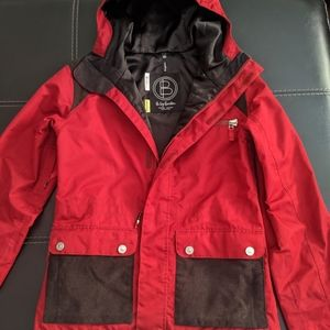 Women's XS Burton Snow Jacket MAROON